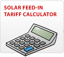 solar feed in calculator
